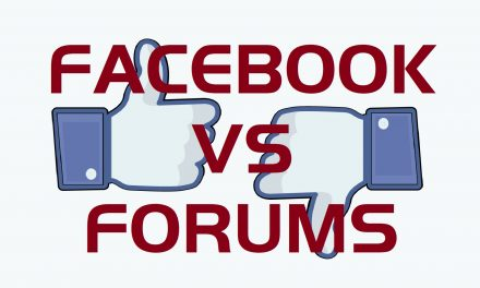 Facebook VS Forums