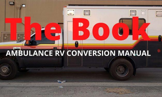 Ambo RV Conversion Manual